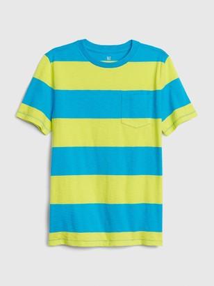 Gap Kids Pocket T-Shirt