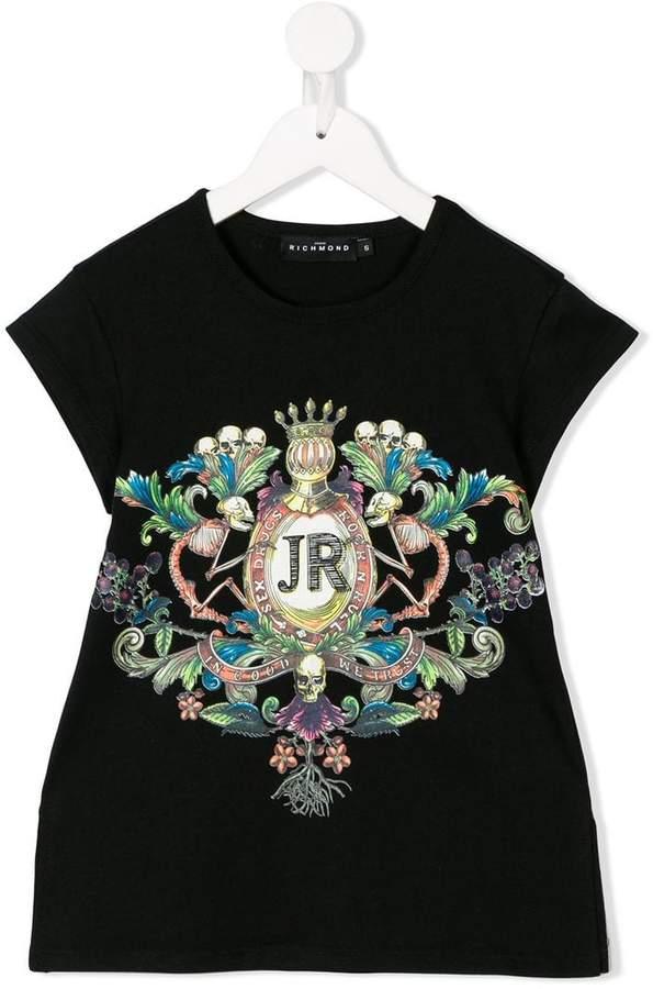 John Richmond Kids printed T-shirt