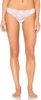 Calvin Klein Underwear Grace Thong