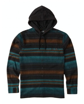 Billabong Men's Baja Flannel Shirt