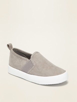 Old Navy Faux-Suede Slip-Ons for Toddler Boys