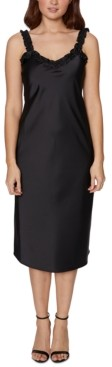 Betsey Johnson Sleeveless Midi Dress