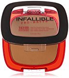 L'Oreal Cosmetics Infallible Pro-Matte Powder, Golden Beige, 0.31 Ounce
