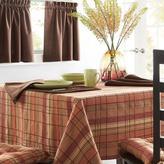 WholeHome 'Autumn Plaid' Set Of 4 Napkins