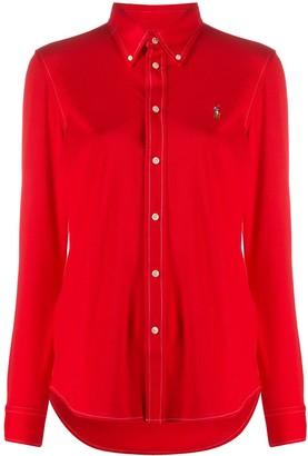 Polo Ralph Lauren long-sleeve Oxford shirt