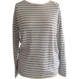 Massimo Alba Blue Cashmere Knitwear for Women