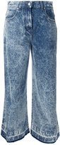MSGM wide-leg jeans - women - Cotton - 38