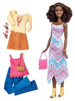 Barbie Fashionistas 45 Boho Fringe Doll & Fashions - Tall