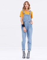 MinkPink Scando Denim Overalls