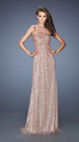 La Femme Prom Dress 19298