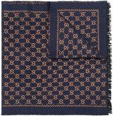 Gucci GG Supreme Monogram scarf