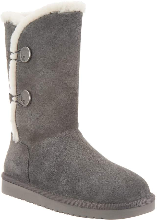 f3cd26f4588 By Ugg by UGG Suede Button Tall Boots - Kinslei