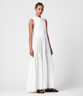 AllSaints Tier Dress