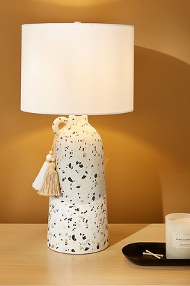 Anthropologie Stella Terrazzo Table Lamp By in Assorted Size S