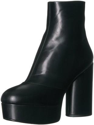 Marc Jacobs Women's Amber Platform Ankle Boot 40 M EU (10 US)