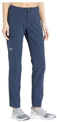 Arc'teryx Gamma LT Pants (Cobalt Moon) Women's Casual Pants