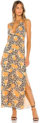 Majorelle Carine Maxi Dress