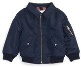 Burberry Mini Pipley Bomber Jacket (Baby Boys)