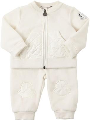 Moncler Zip-up Sweatshirt & Sweatpants