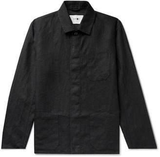 NN07 Oscar Linen Jacket