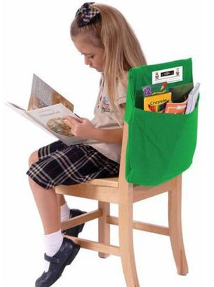 """Seat Sack with Elastic Back, 12"""" to 17"""", Multiple Colors"""