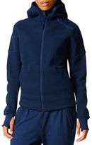 Adidas Z.N.E Athletic-Fit Double Knit Hoodie