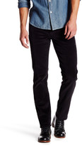 Levi's Levi&s 511 Slim Fit Black Rinsed Corduroy Pant