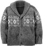 Carter's Shawl Cardigan