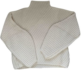 And other stories & Stories Ecru Wool Knitwear for Women