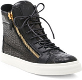Giuseppe Zanotti London High-Top Sneakers