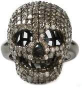 Christian Koban 'Skull' diamond ring