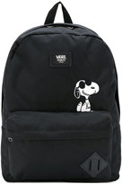 Vans Snoopy patch backpack - unisex - Polyester - One Size