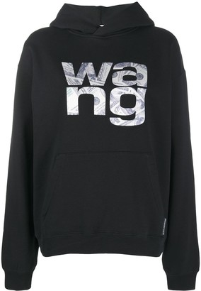 Alexander Wang Money Logo hoodie