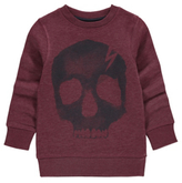 George Skull Graphic Sweatshirt