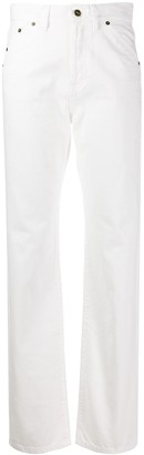 Jacquemus classic five pockets straight jeans