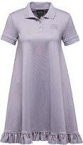 Fenty Puma by Rihanna Polo Short-Sleeve Swing Mini Dress, Light Purple