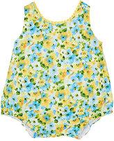 Isabel Garreton Floral-Print Cotton Bodysuit
