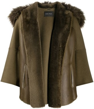 Cara Mila Fur Lined Jacket