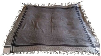 Gucci Brown Cashmere Scarves