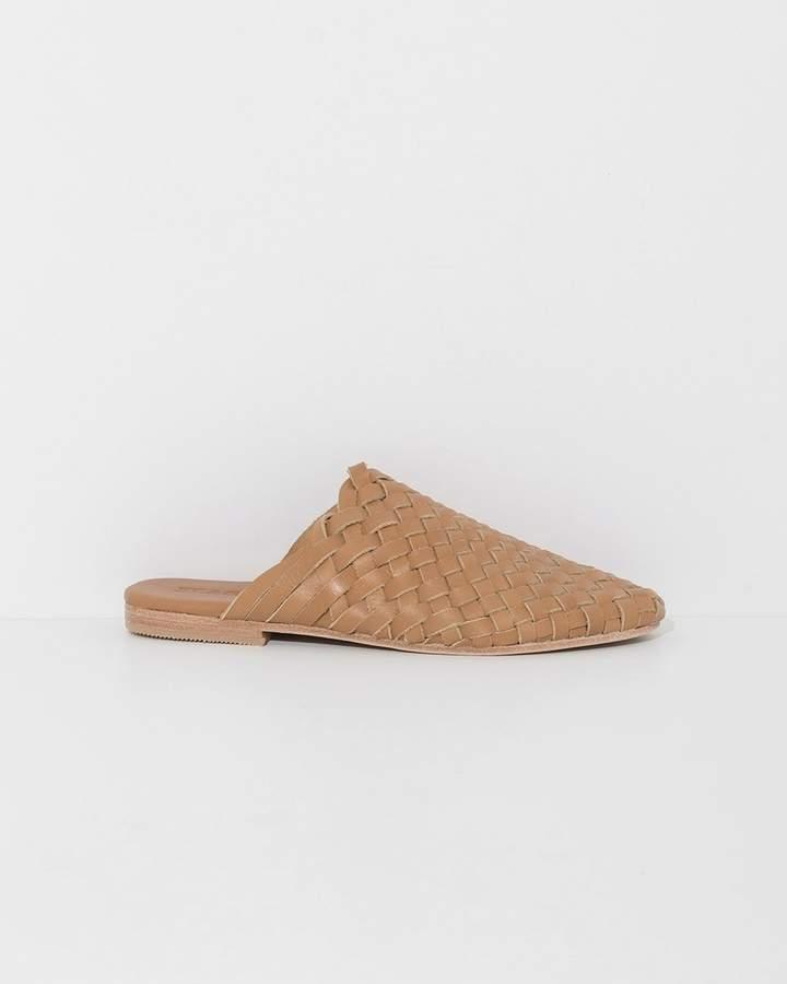 St. Agni Almond Bunto Woven Loafers