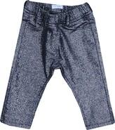 Il Gufo Denim pants - Item 42586107