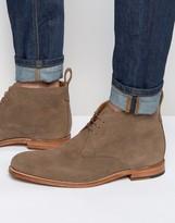 Grenson Marcus Suede Chukka Boots