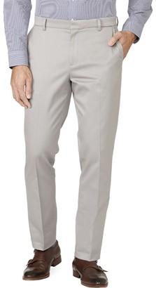 Tie Bar Stretch Cotton Granite Pants