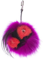 Fendi Oret Bag Bug Charm