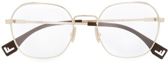 Fendi Round-Frame Glasses
