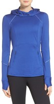 Zella Women's Run Free Hooded Pullover