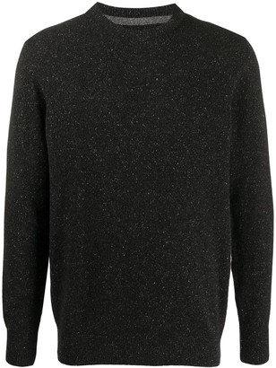 Barbour Embroidered Logo Jumper