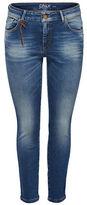 Only onlCARMEN Regular Cropped Jeans