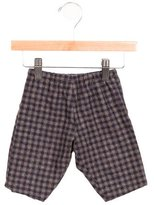 Bonpoint Infant Boys' Plaid Wool Pants