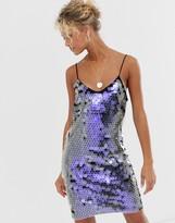 Glamorous sequin cami dress